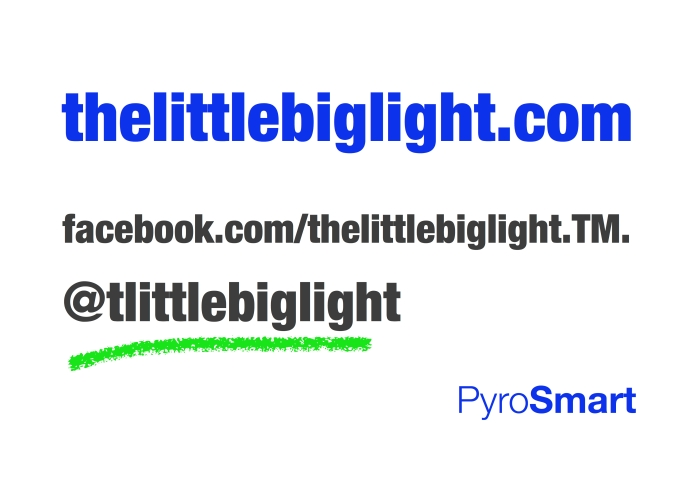 Paginas THE LITTLE BIG LIGHT ™